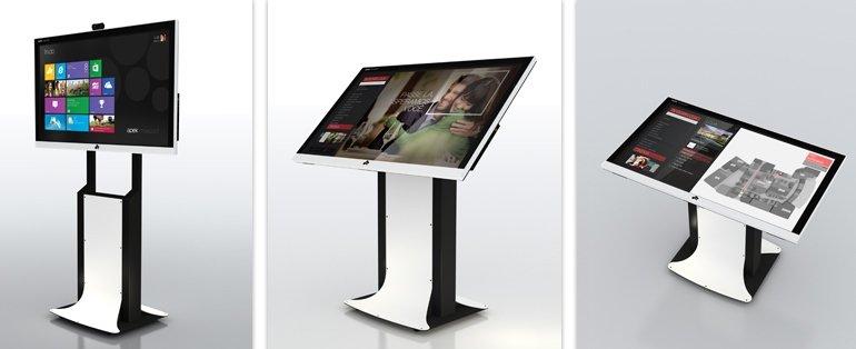 Apek Maxpad - гибрид телевизора и сенсорного PC Win8.1. - Изображение 2