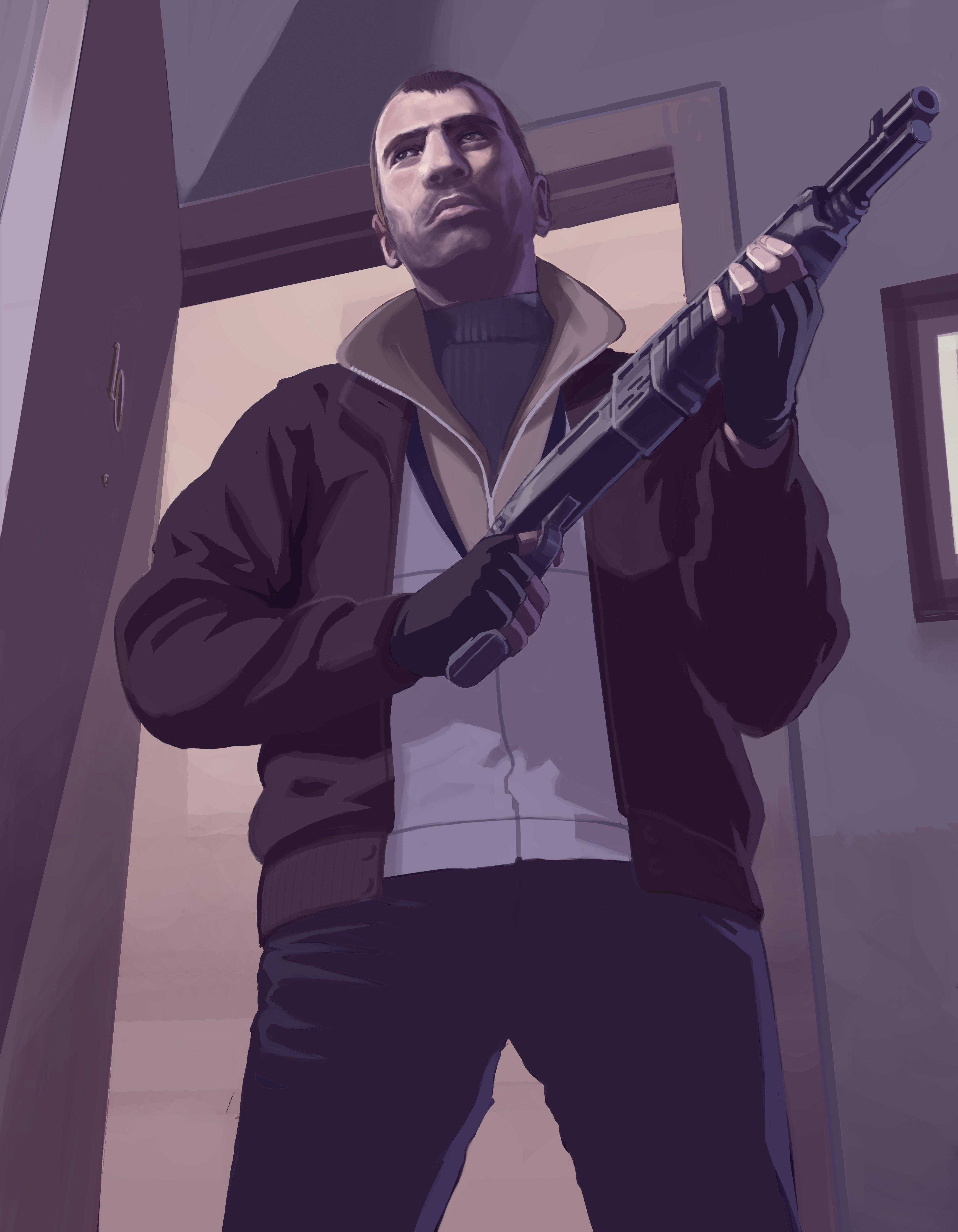 Сегодня исполняется ровно 6 лет с выхода GTA 4 - Изображение 1