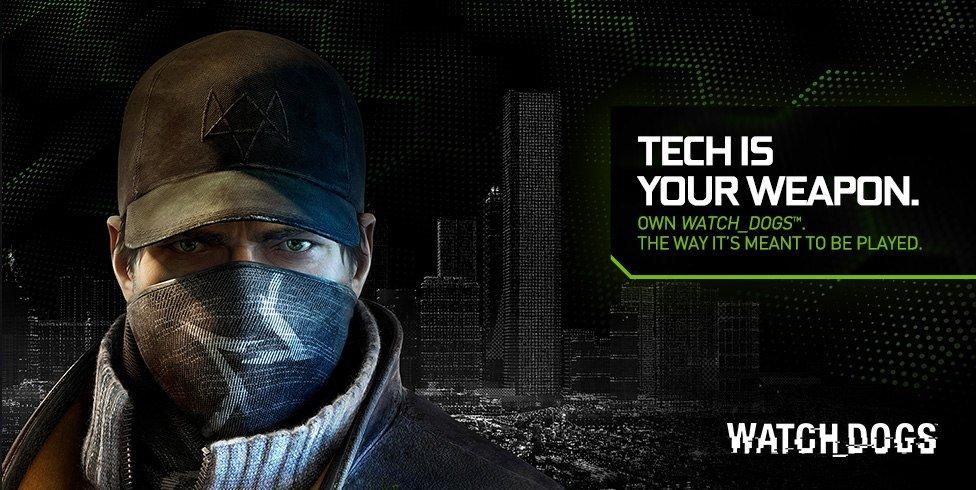 Watch Dogs с каждой новой картой Nvidia. - Изображение 1