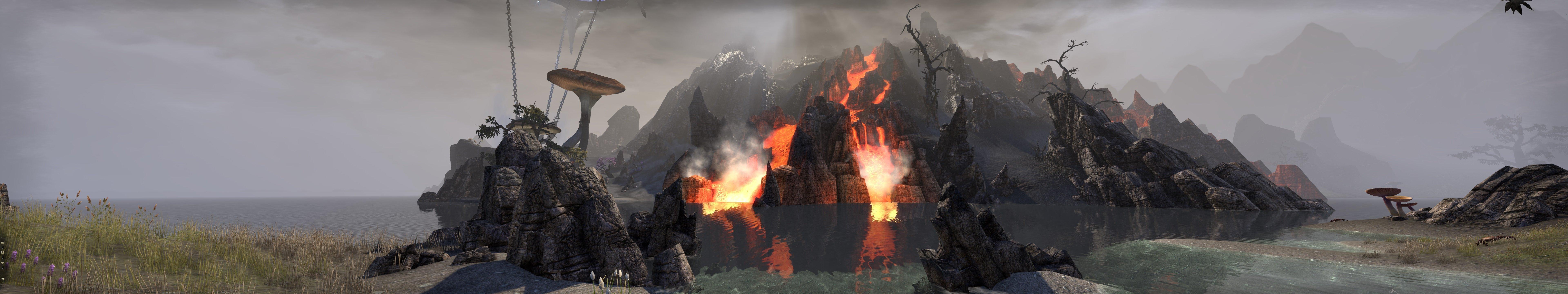 Пачка скриншотов из The Elder Scrolls Online на максимальных настройках в разрешении 7680x1440 - Изображение 7
