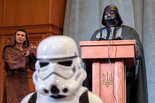 ЦИК Украины не пустил Дарта Вейдера на выборы. - Изображение 3