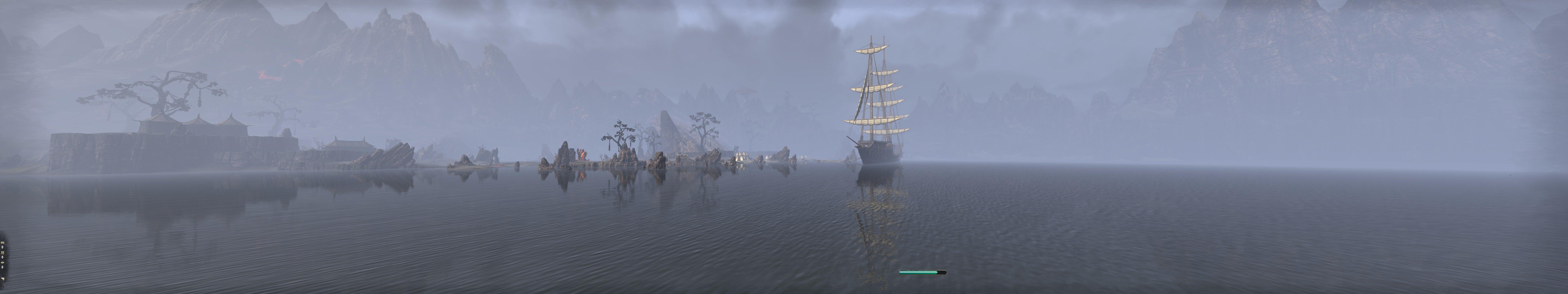 Пачка скриншотов из The Elder Scrolls Online на максимальных настройках в разрешении 7680x1440 - Изображение 6