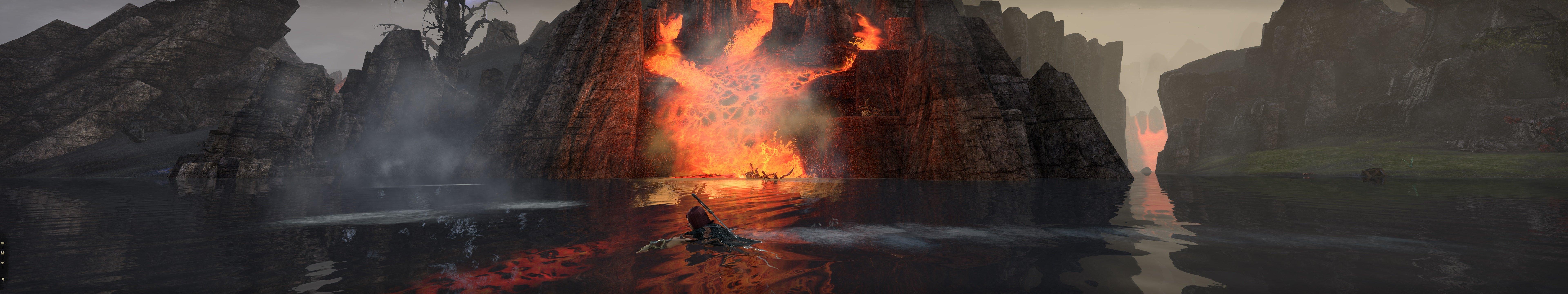 Пачка скриншотов из The Elder Scrolls Online на максимальных настройках в разрешении 7680x1440 - Изображение 8