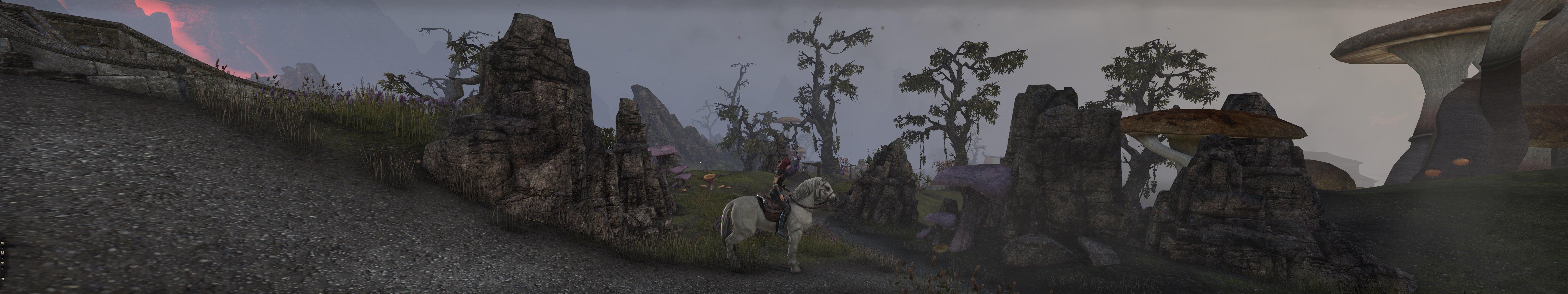 Пачка скриншотов из The Elder Scrolls Online на максимальных настройках в разрешении 7680x1440 - Изображение 11