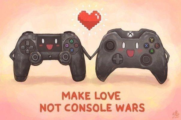 Make love not war - Изображение 1