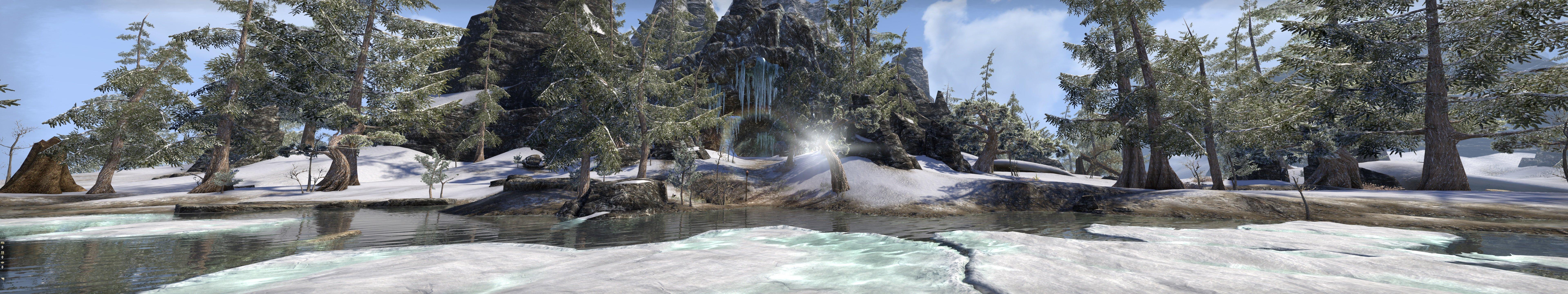 Пачка скриншотов из The Elder Scrolls Online на максимальных настройках в разрешении 7680x1440 - Изображение 2