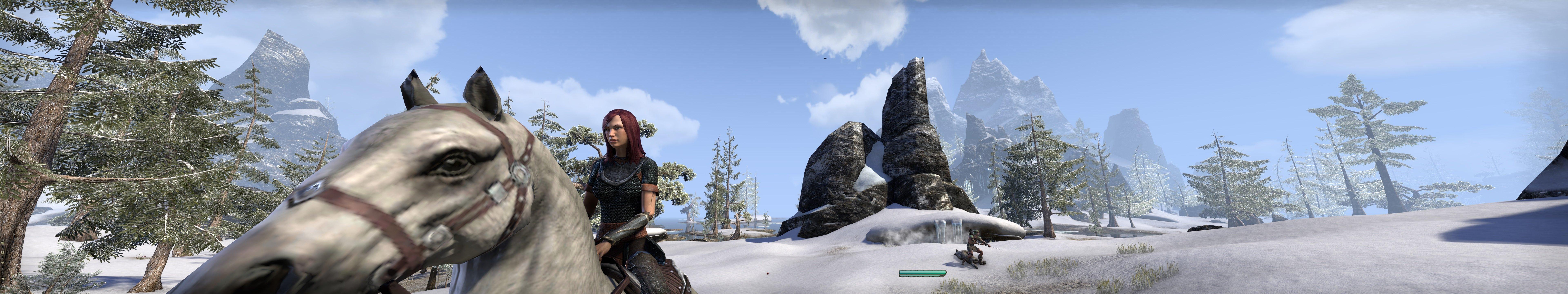 Пачка скриншотов из The Elder Scrolls Online на максимальных настройках в разрешении 7680x1440 - Изображение 3