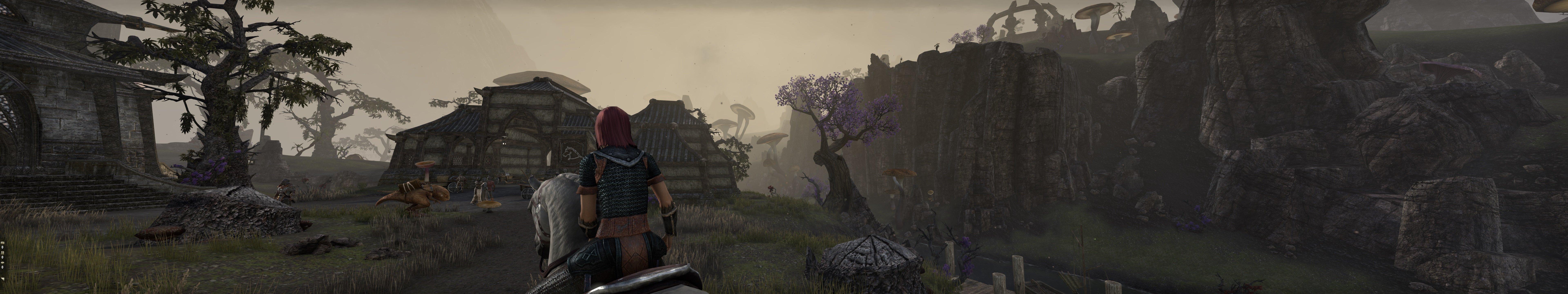 Пачка скриншотов из The Elder Scrolls Online на максимальных настройках в разрешении 7680x1440 - Изображение 10