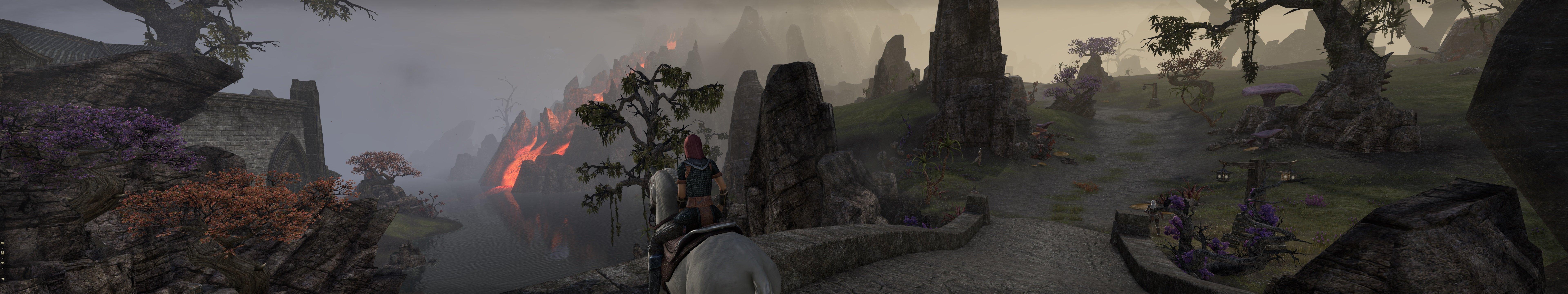 Пачка скриншотов из The Elder Scrolls Online на максимальных настройках в разрешении 7680x1440 - Изображение 9