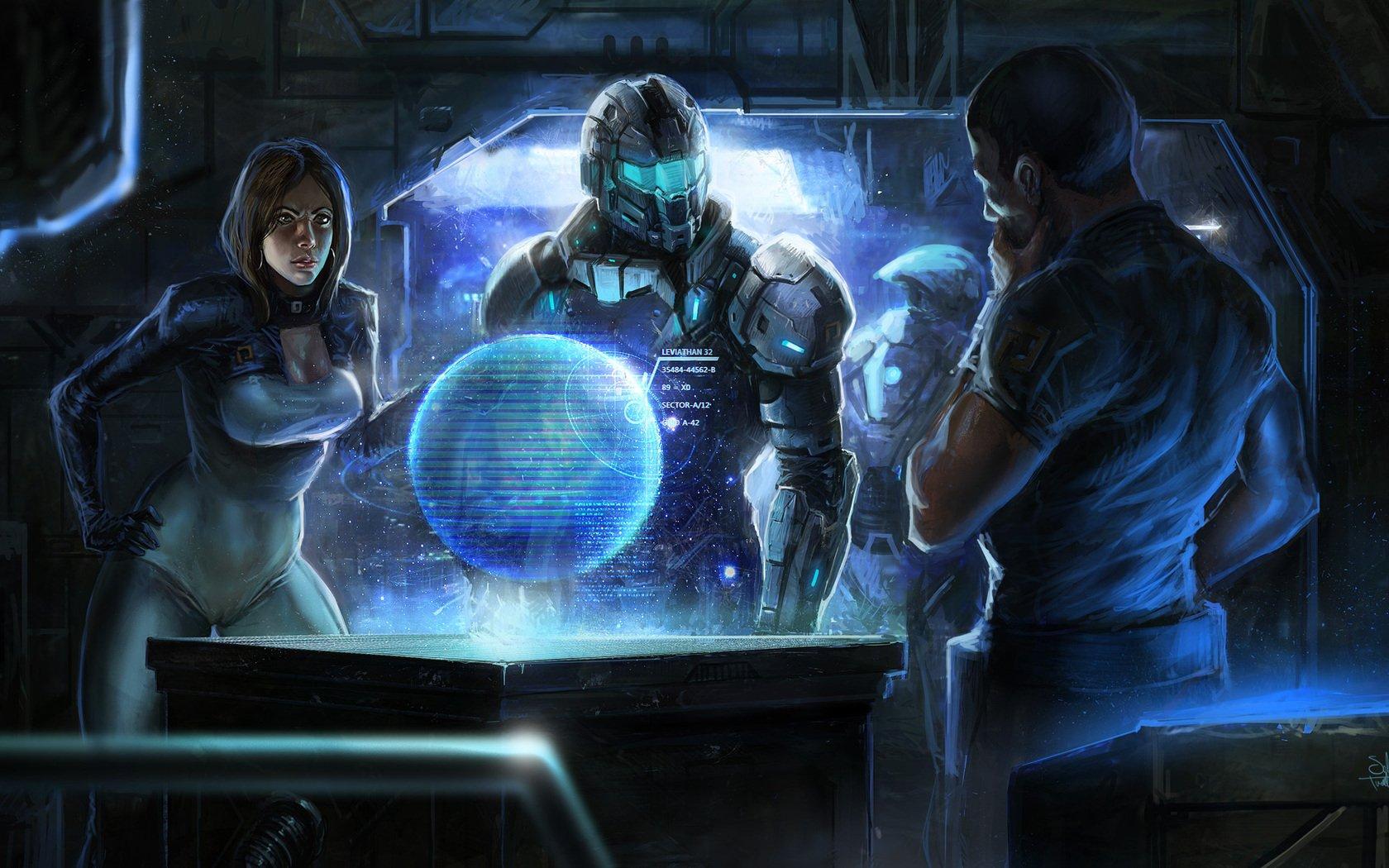 Mass Effect 4 десять вещей, которые хотелось бы увидеть - Изображение 1