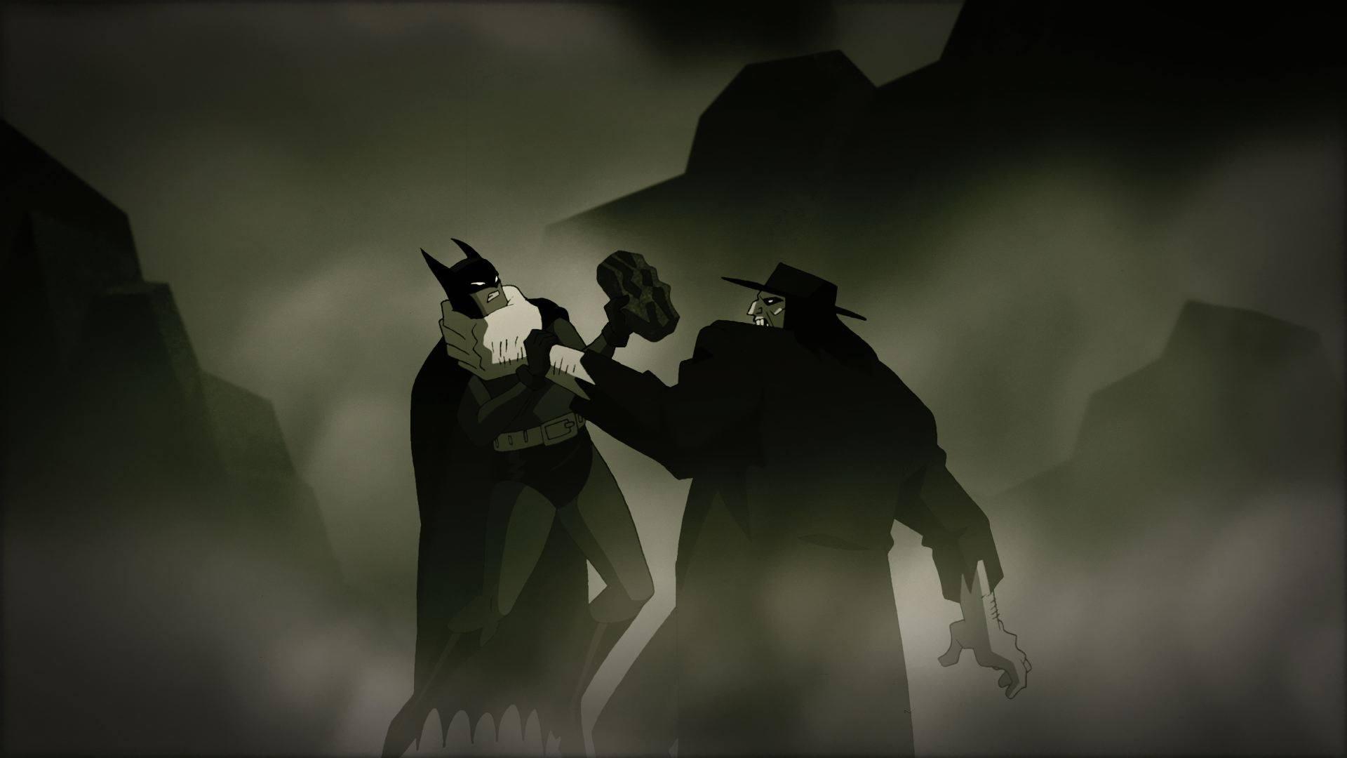 Странные дни Бэтмена: превью - Изображение 2