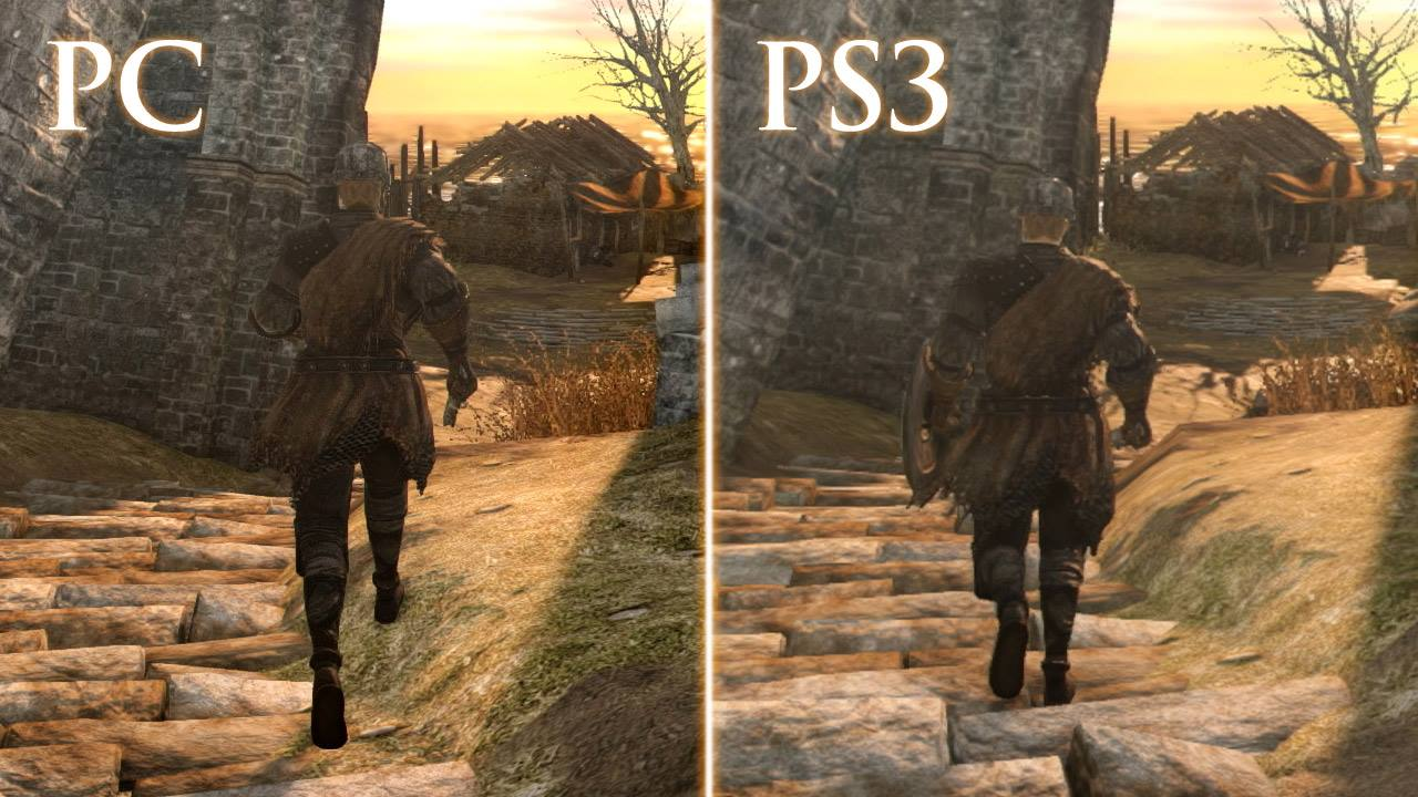 Графика Dark Souls 2 - Изображение 1