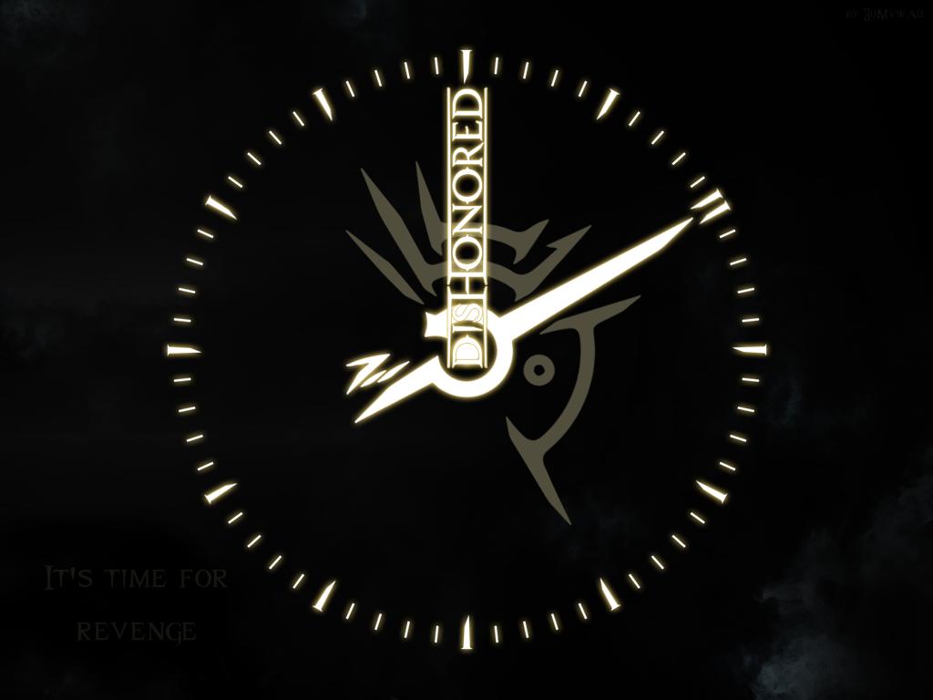 Моя обоина на тему Dishonored II - Изображение 1