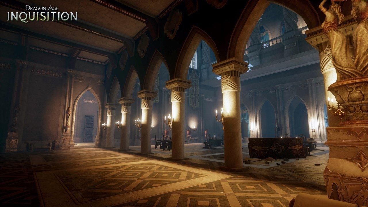 Разработка Dragon Age: Инквизиция перешла в стадию альфа-тестирования.  - Изображение 1