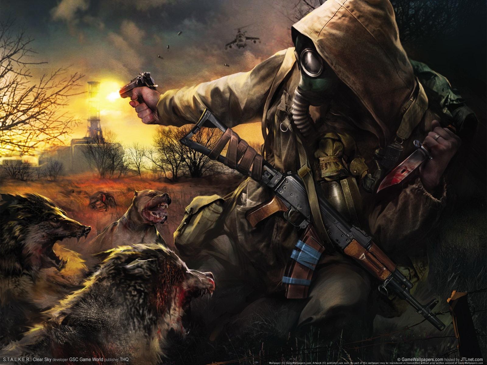 S.T.A.L.K.E.R.- Lost Alpha «Обзор» - Изображение 2