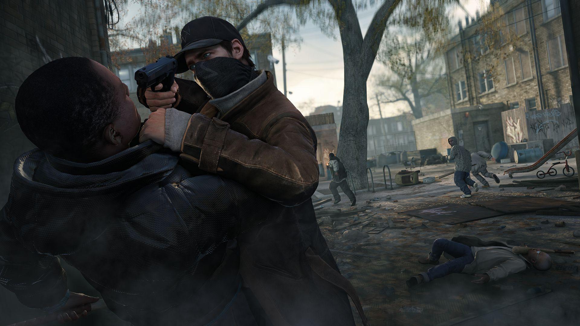 """Техническая поддержка PlayStation: """"PS4-версия Watch Dogs работает при 60 кадрах в секунду.  - Изображение 1"""