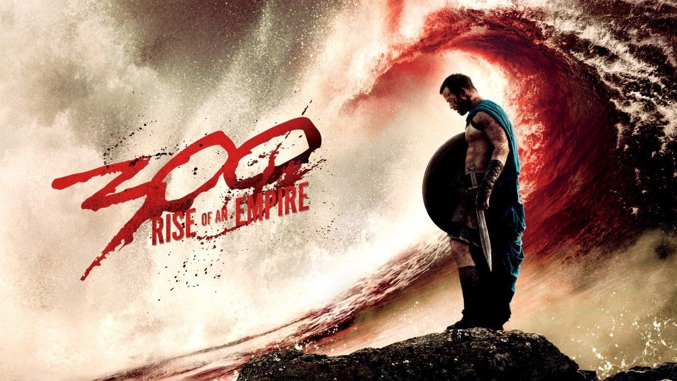 """Этот сиквел не о 300 спартанцах! Но всё равно называется """"300 спартанцев""""! Почему? Кхм.... - Изображение 1"""