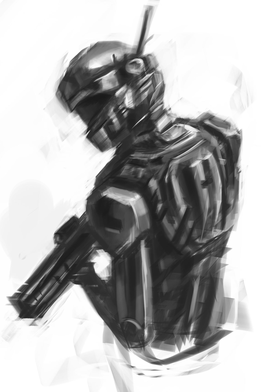 Тип, робо-солидер. . - Изображение 1
