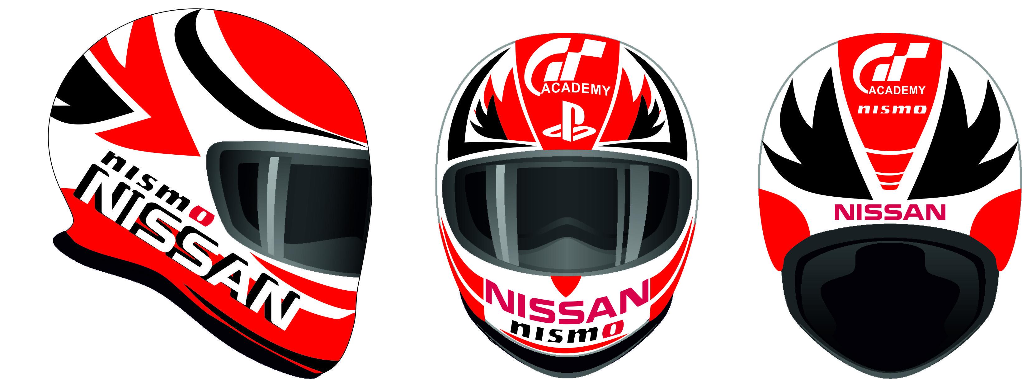 сделал наброски для шлема Марка Шульжитского GT - Изображение 1
