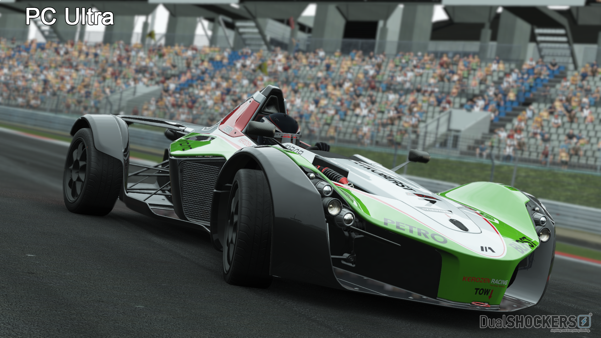 Project Cars PC vs PS4,  реальная картина - Изображение 6