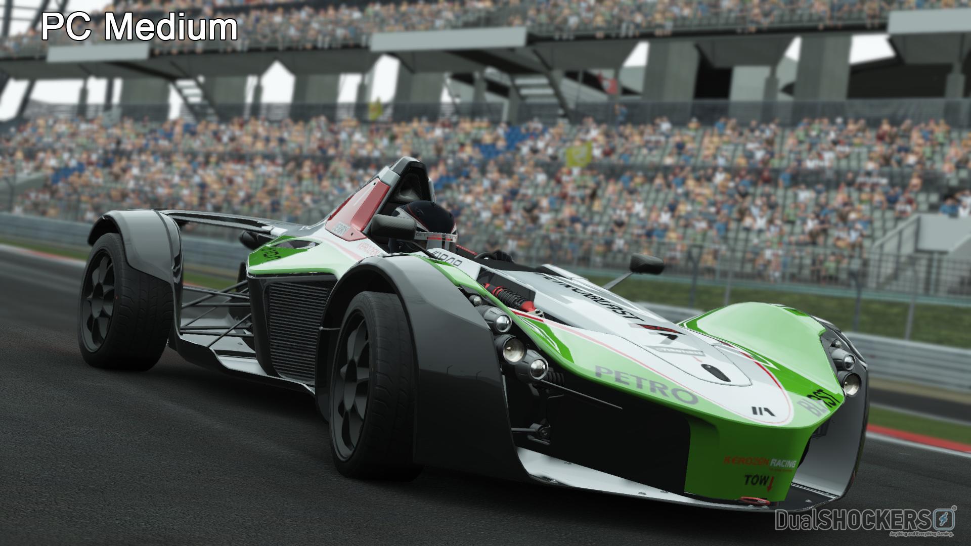 Project Cars PC vs PS4,  реальная картина - Изображение 3