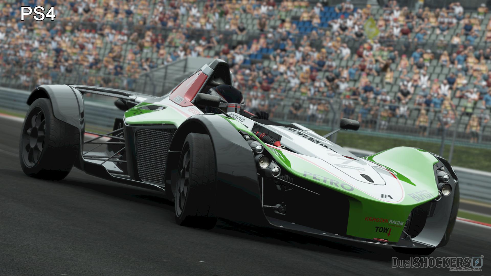 Project Cars PC vs PS4,  реальная картина - Изображение 5