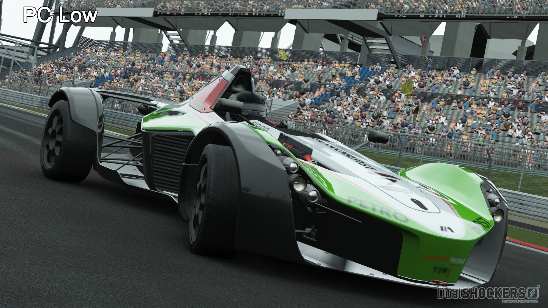 Project Cars PC vs PS4,  реальная картина - Изображение 2