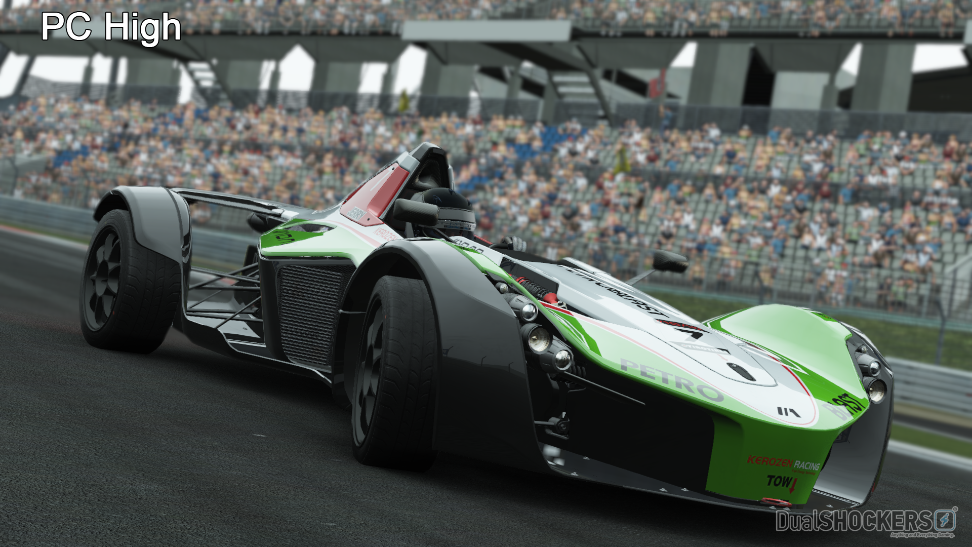 Project Cars PC vs PS4,  реальная картина - Изображение 4