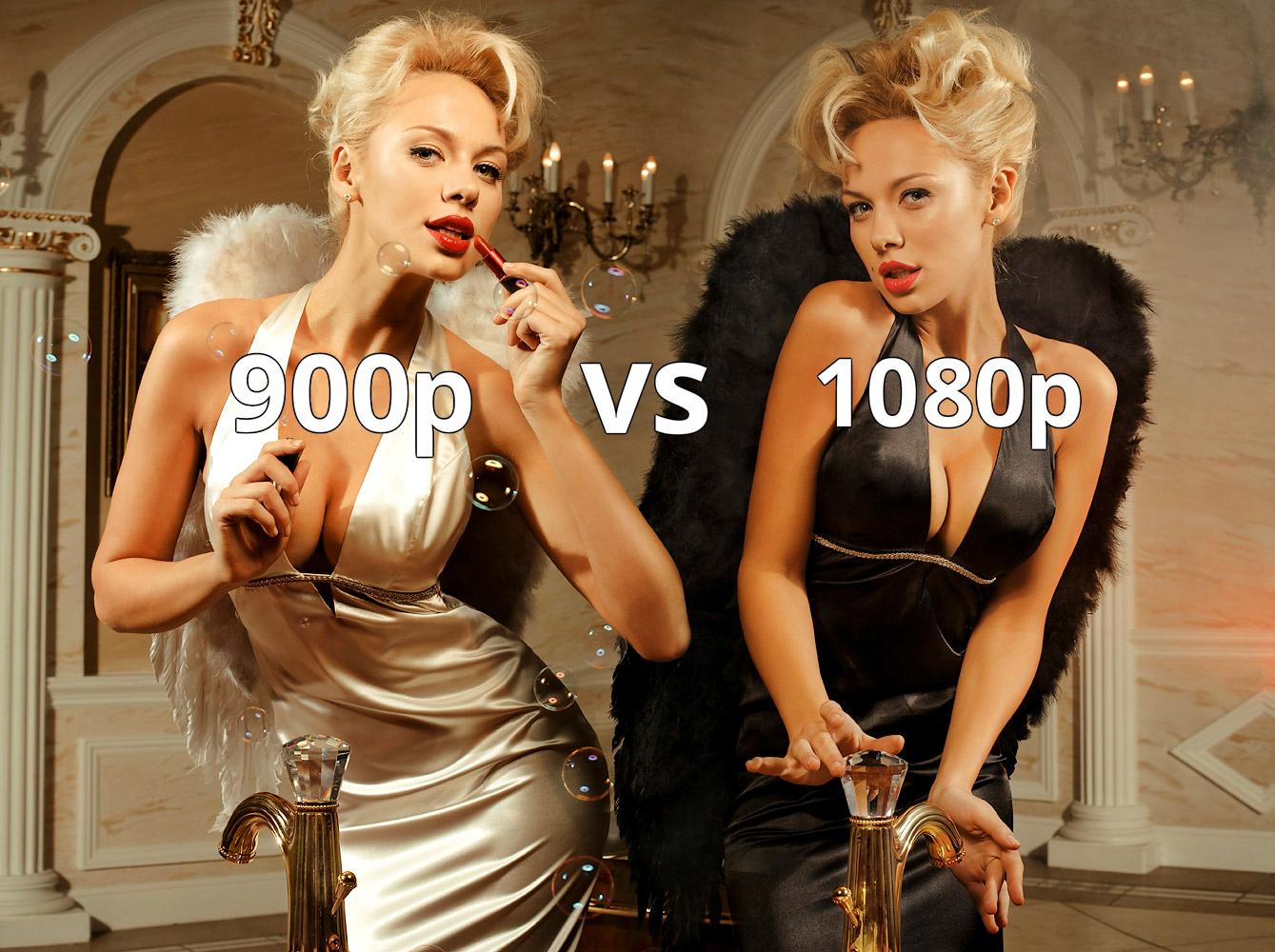 900p vs. 1080p - Изображение 1