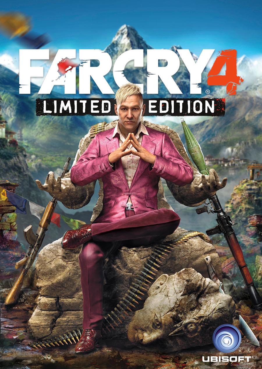 Ubisoft анонсировали FAR CRY 4. - Изображение 2