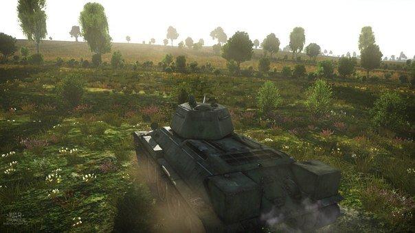 ОБТ танков War Thunder! - Изображение 4