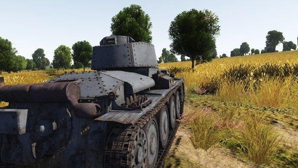 ОБТ танков War Thunder! - Изображение 2
