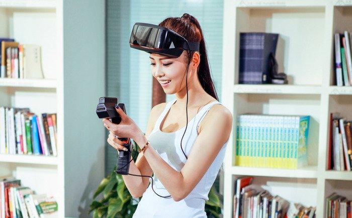 VR от китайцев для кучи платформ и собственным контроллером - Изображение 1