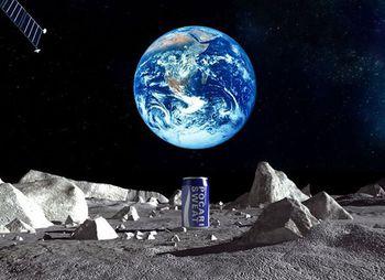 На спутнике Земли разместят рекламу. - Изображение 1