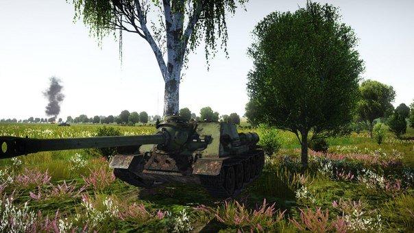 ОБТ танков War Thunder! - Изображение 1