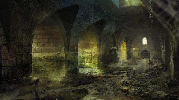The Witcher 3: Wild Hunt Канализация Новиграда   Стала известна новая локация «Ведьмак 3». Игроки смогут посетить ка ... - Изображение 1