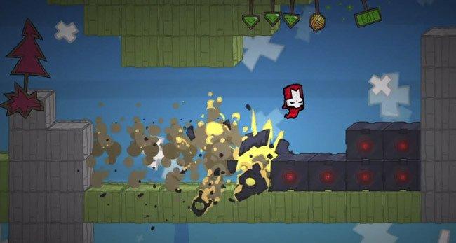 15 мая с xbox 360  на пк вышла необычная аркада BattleBlock Theater . - Изображение 2