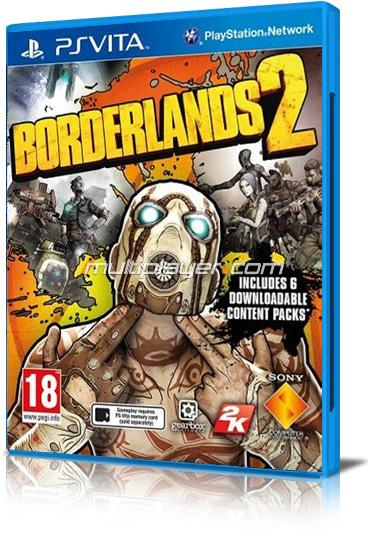 Borderlands 2 и God of War Collection 3 уже на ps vita   - Изображение 1