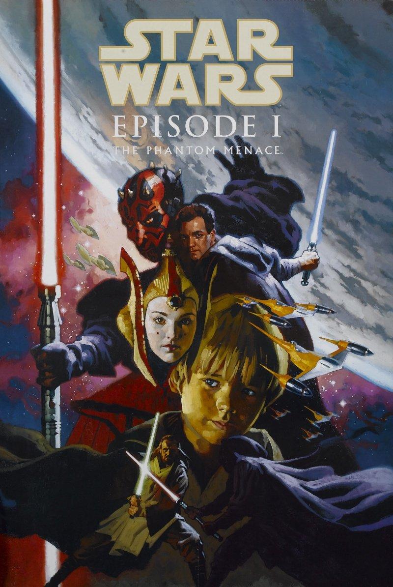 15 лет назад состоялась премьера  «Звездных войн» — «Скрытой угрозы» - Изображение 1
