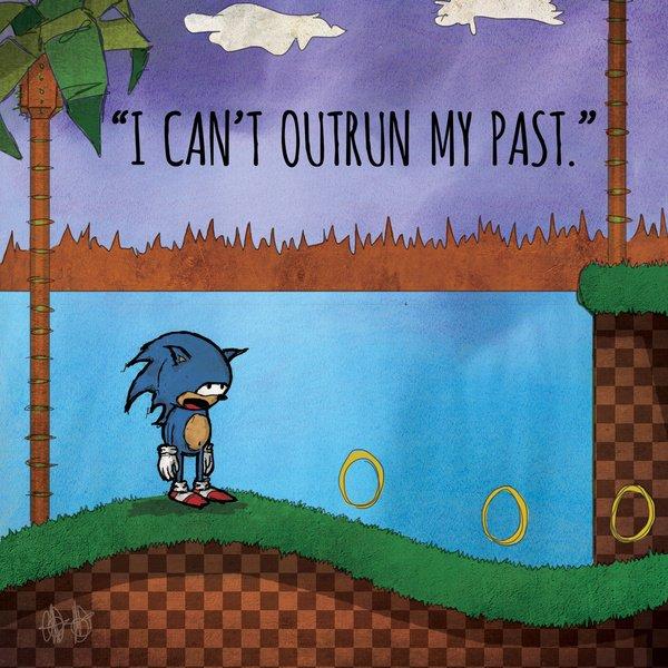 У 8-битных героев своя депрессия (арты) - Изображение 3