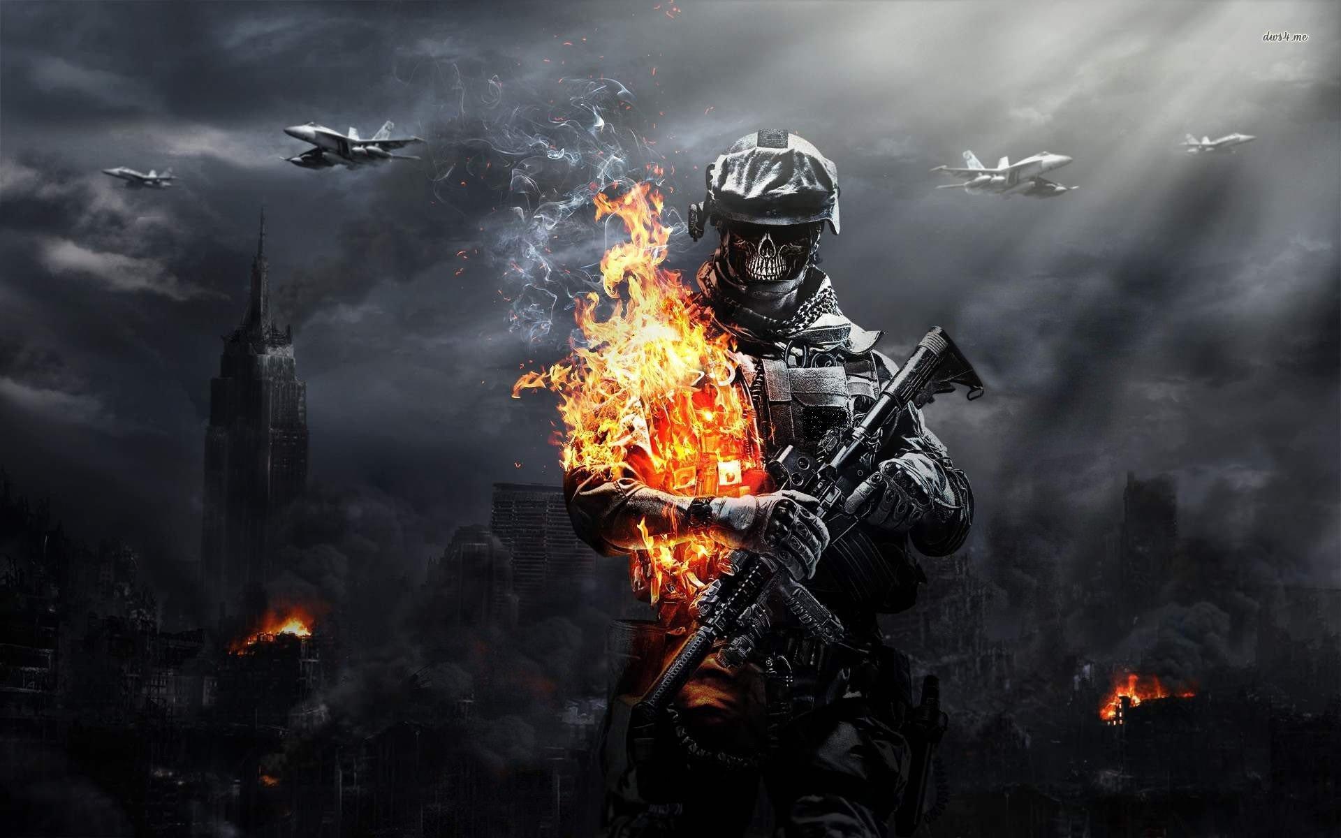 Battlefild & Call of Duty. Ностальгия по калде, и радости в нынешнем BF - Изображение 1