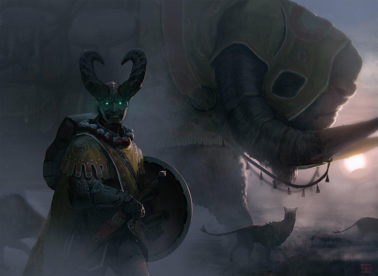 Арты новой RPG от создателей  Killzone: Shadow Fall - Изображение 8
