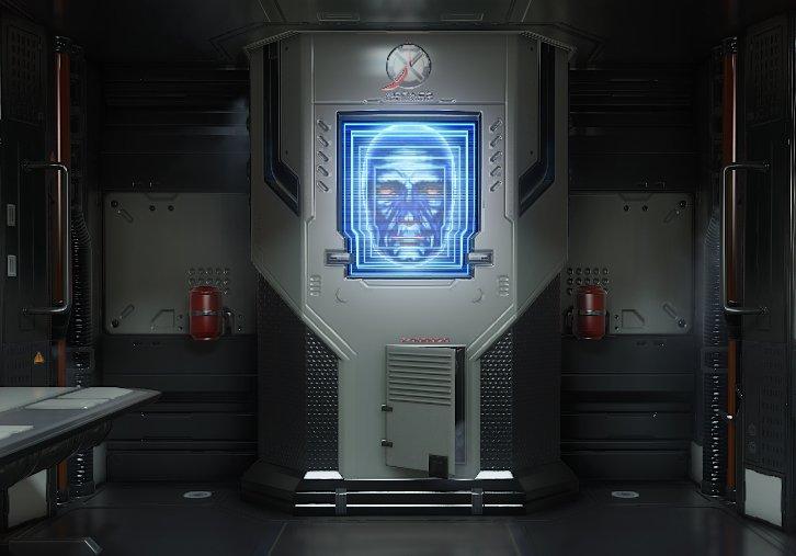 Художник воссоздает одну из лучших сцен System Shock 2 на CryEngine - Изображение 5
