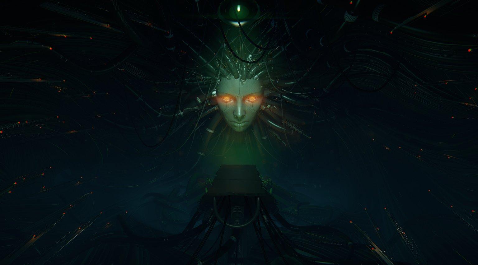 Художник воссоздает одну из лучших сцен System Shock 2 на CryEngine - Изображение 1