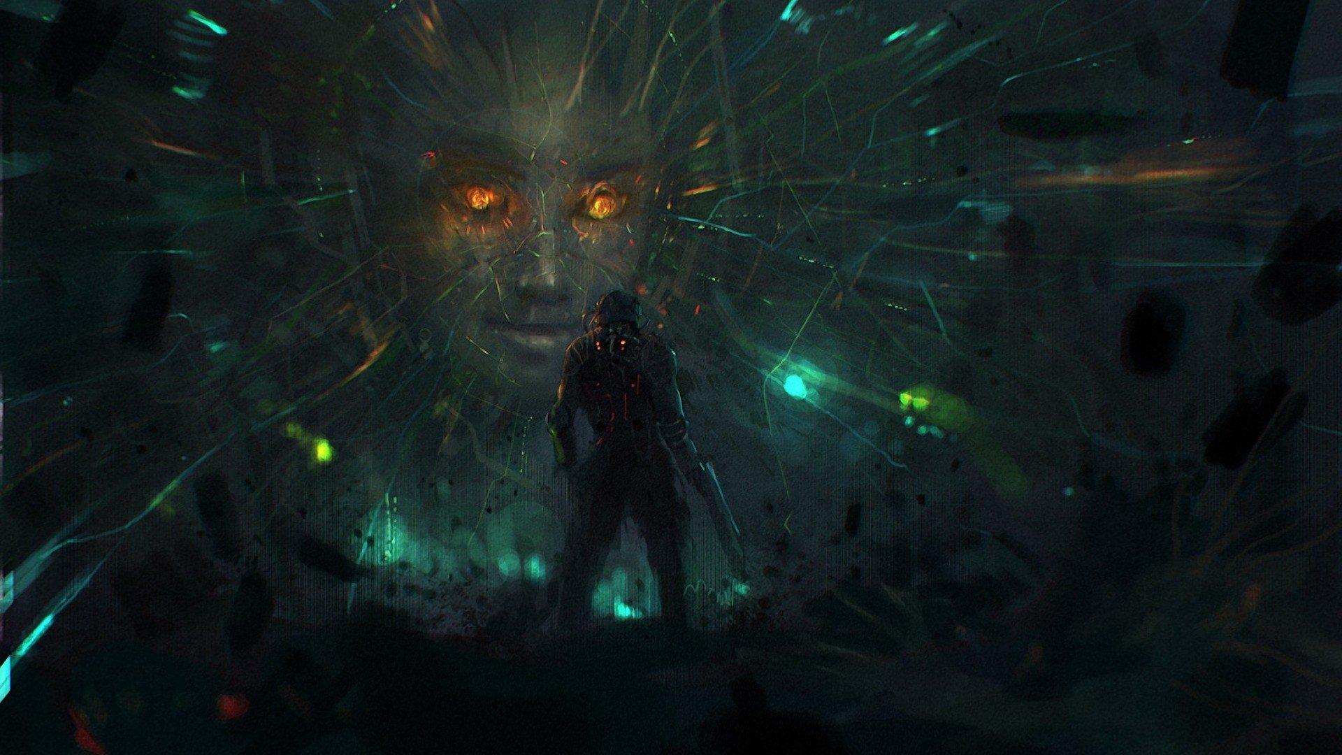 Художник воссоздает одну из лучших сцен System Shock 2 на CryEngine - Изображение 6