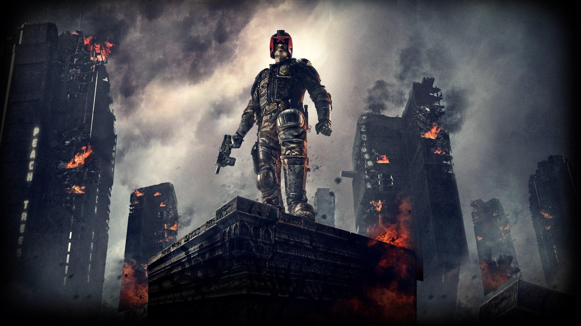 Продюсер фильма Dredd задумывается снять сиквел. - Изображение 1