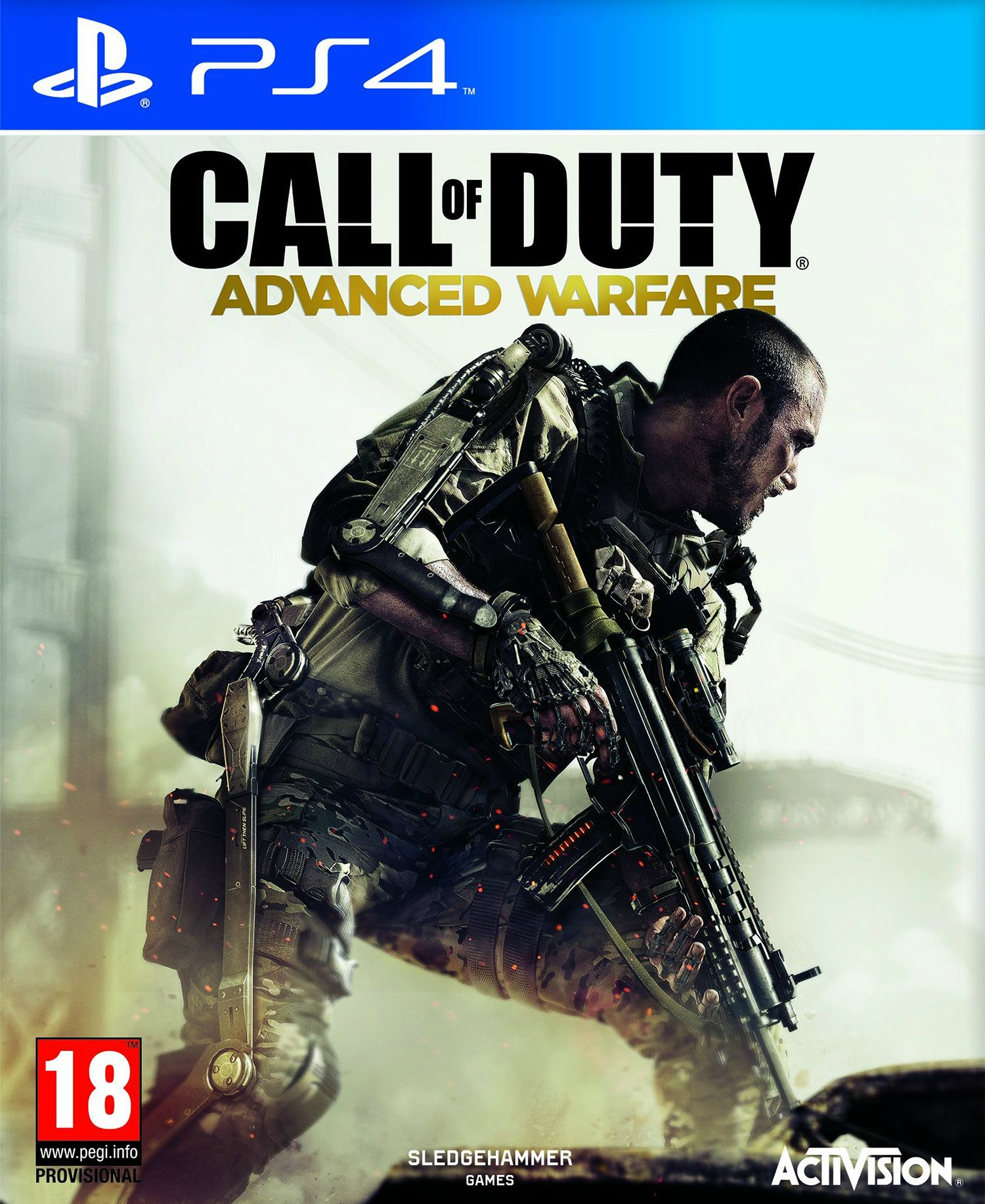 Бокс-арты Call of Duty: Advanced Warfighter - Изображение 2