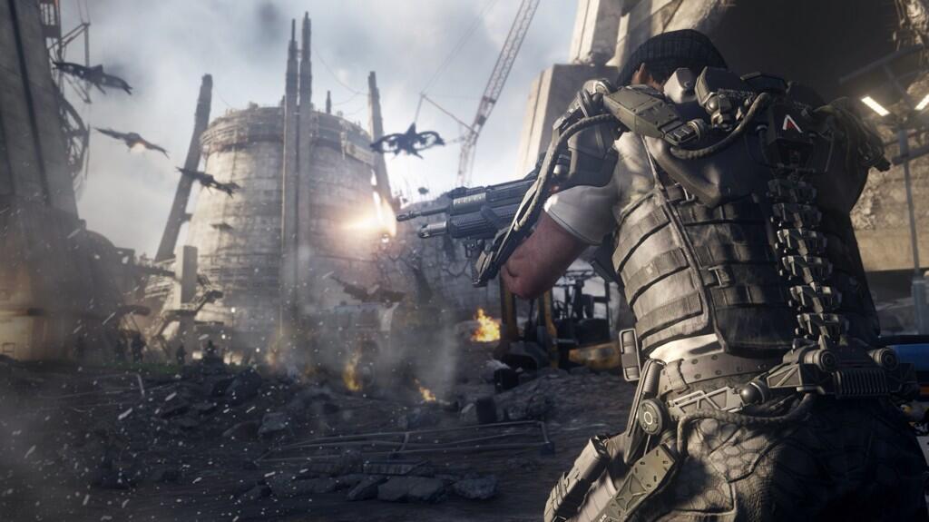 Call of Duty: Advanced Warfare - три новых скриншота - Изображение 2
