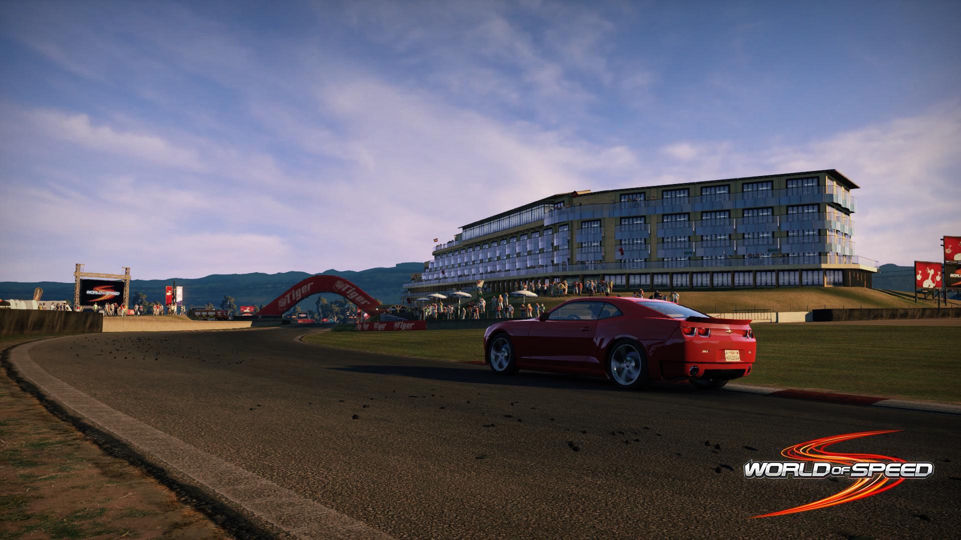 Новые скриншоты World of Speed - Изображение 5