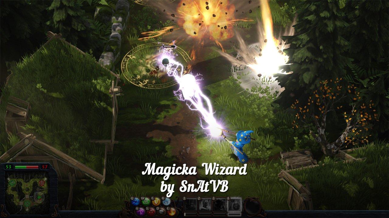 Magika Wizard, или новая достойная PvP игра? - Изображение 1